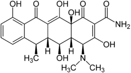 260px-doxycycline_structural_formulae